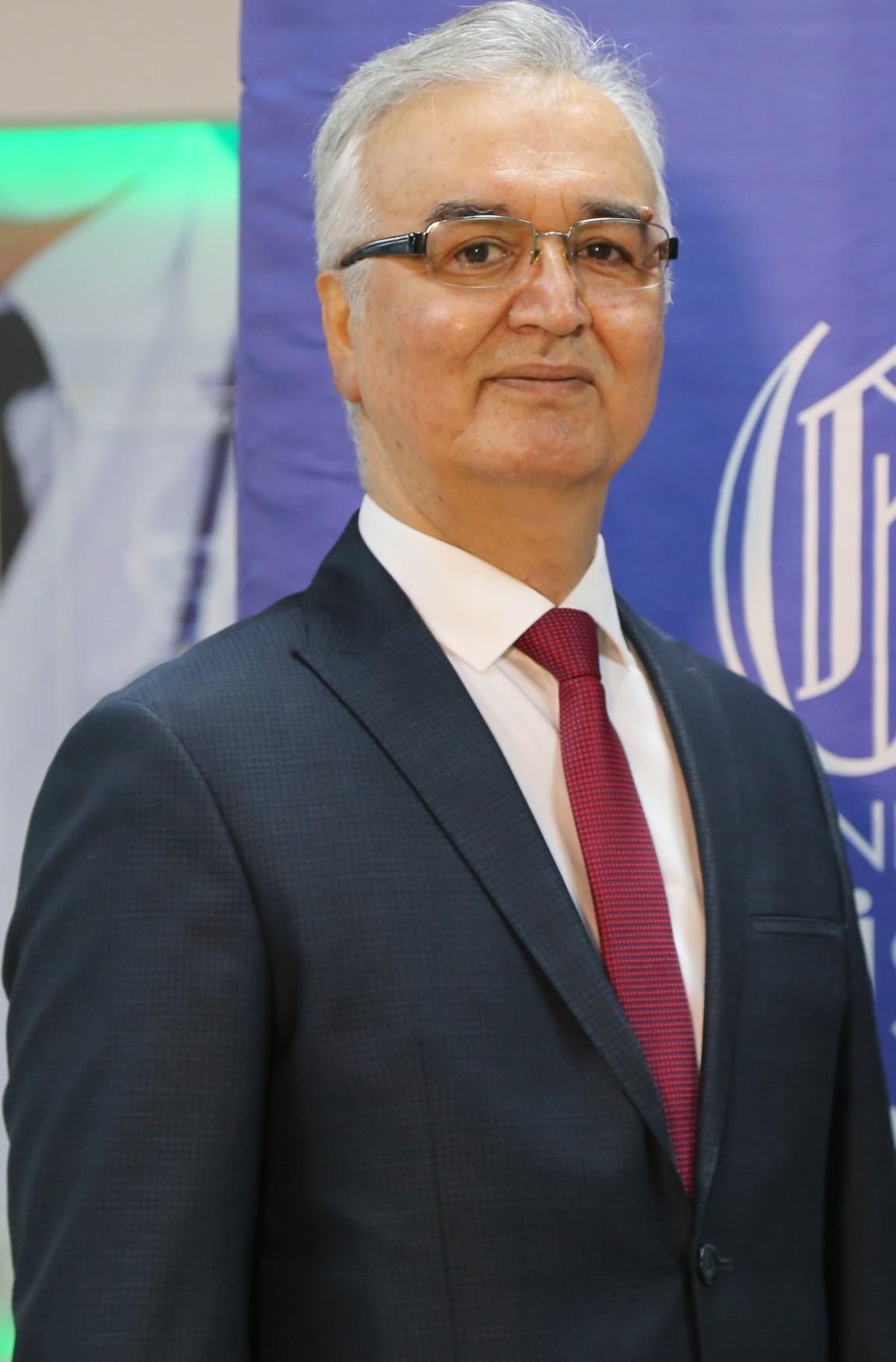 Prof.Dr. MUSTAFA NİZAMLIOĞLU -